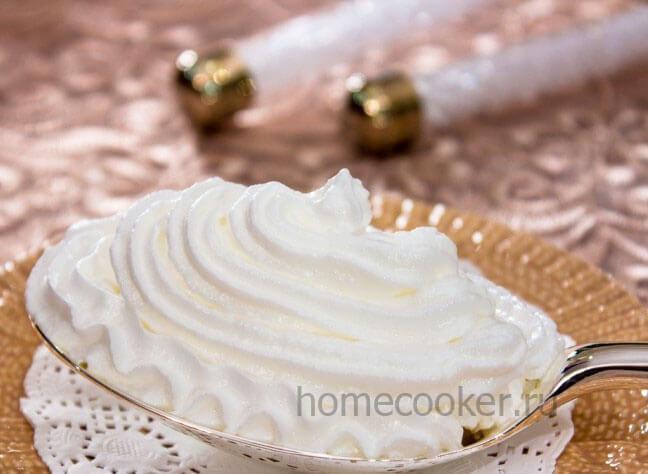 Крем для торта быстро и просто