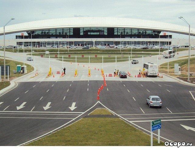 Международный аэропорт Carrasco, Монтевидео, Уругвай