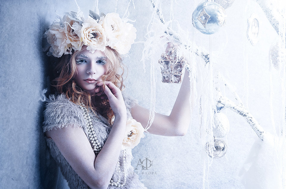 Фотопроект королева вдохновения