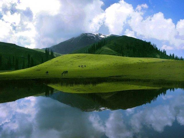 Картинки по запросу Озеро Шеосар, Пакистан