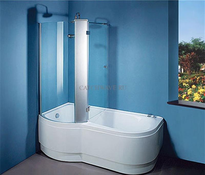 Если у вас возникло желание установить душевую кабину с ванной, сначала взвесьте все за и против, оцените свои возможности с площадью помещения