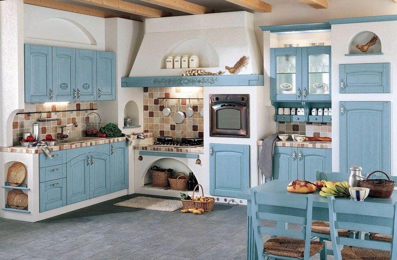 Предпочитаете простые формы, деревенские мотивы и пастельные цвета?