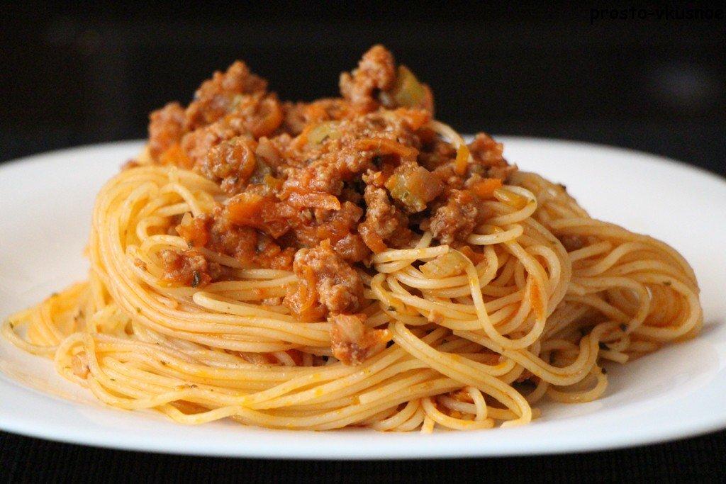 рынке семян классический рецепт спагетти болоньезе с фото сумская одна