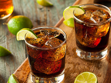 Рецепты напитков и коктейлей