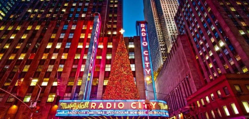 Новогодний Нью-Йорк | Феерия