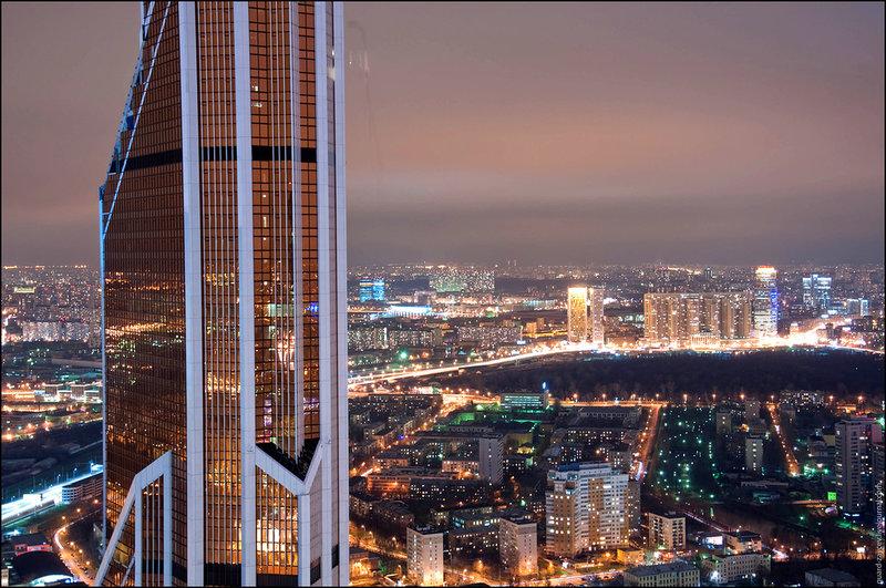 Небоскреб «Меркурий Сити»