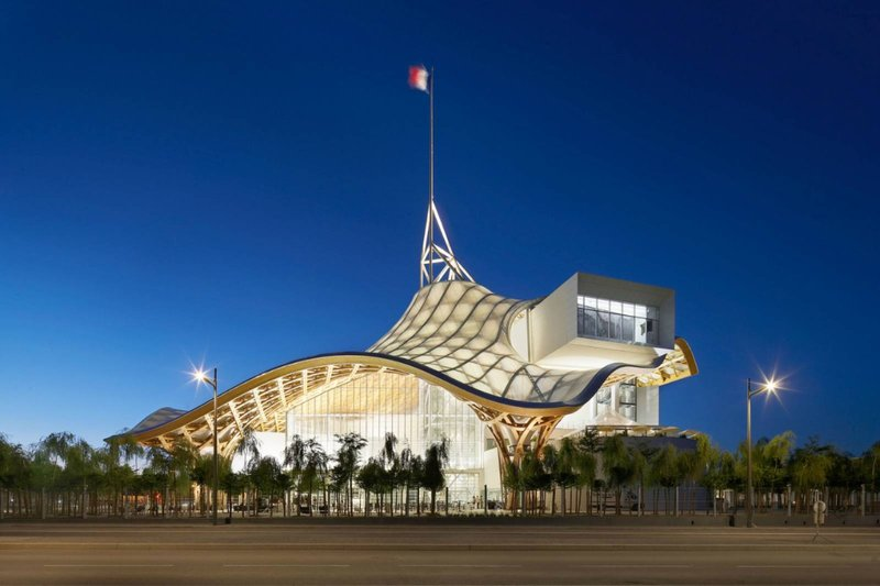 20 удивительных музеев, отелей, театров и домов, которыми заслуженно гордятся их создатели.