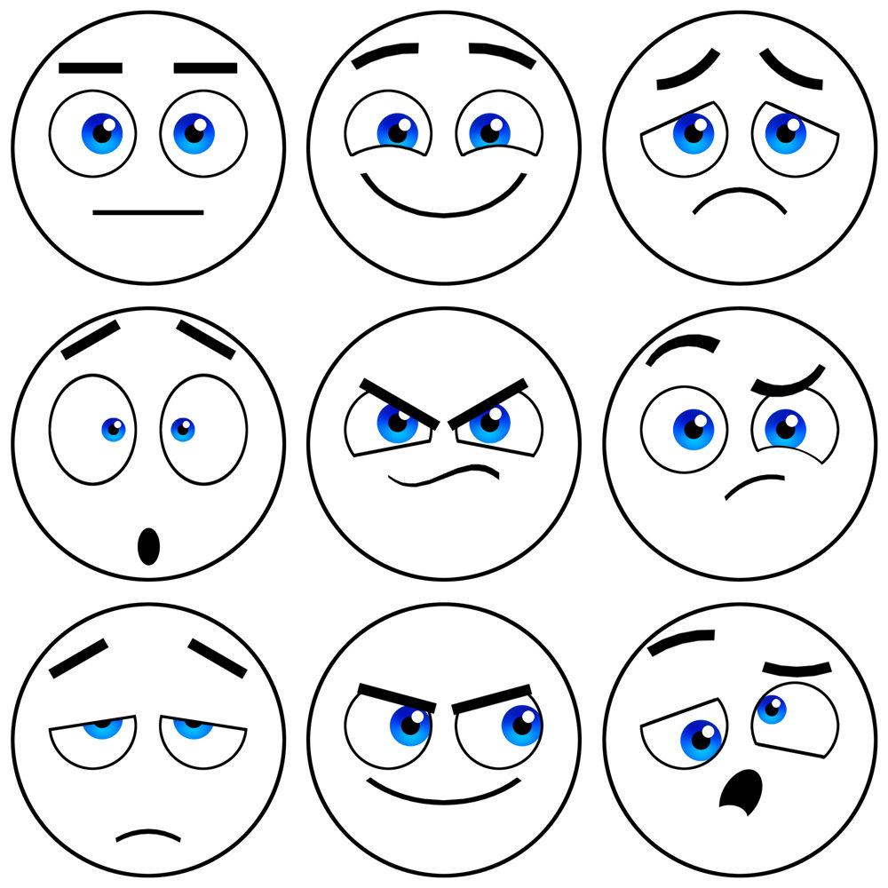 девчонки так картинки с эмоциями смайлики с названием полного