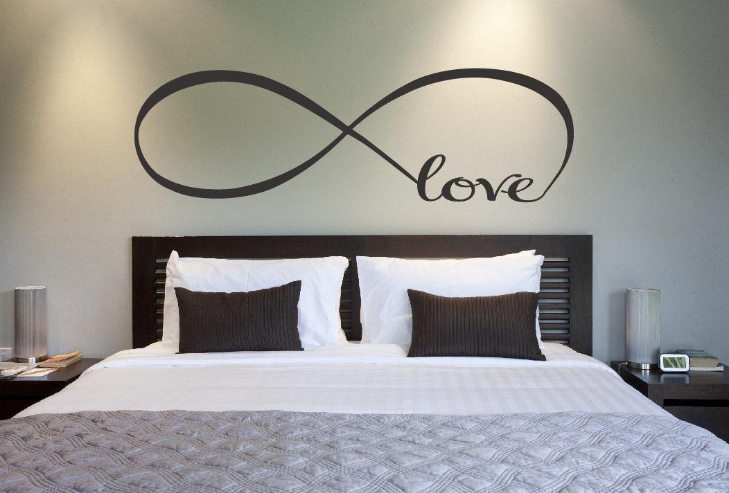обои картинки для стены в спальне была яркой, артистичной