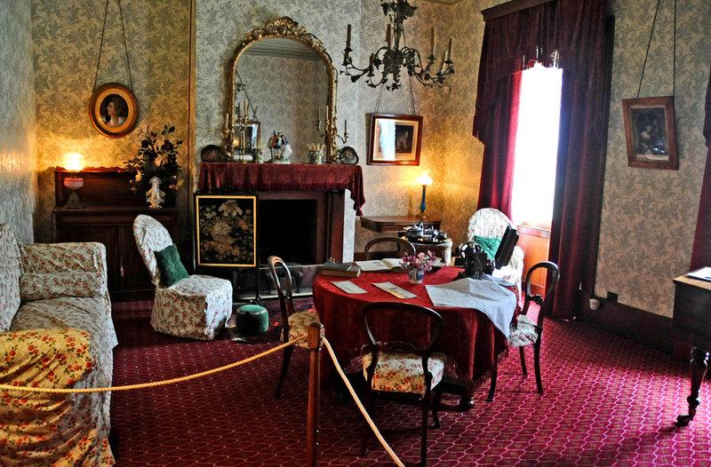 Стиль викторианский в интерьере – роскошь и шик в духе старой Англии