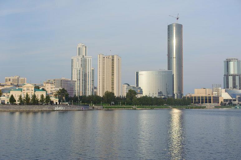 Башня «Исеть», Екатеринбург