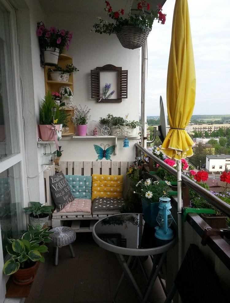 Einrichtungsideen fur balkon