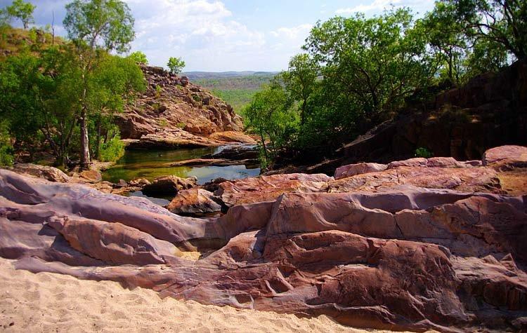 Национальный парк Какаду — находится в Австралии, земле Северная Территория, в 171 км к востоку от города Дарвина.