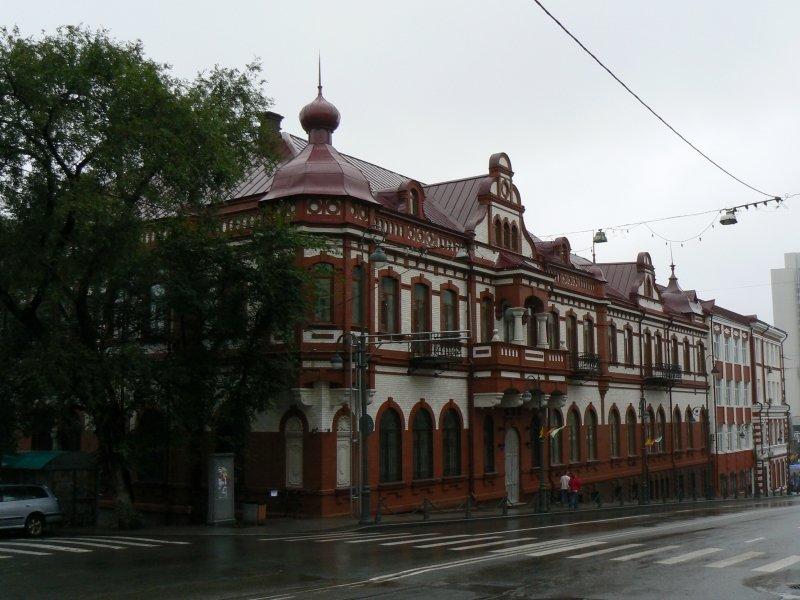 Эрмитаж во Владивостоке
