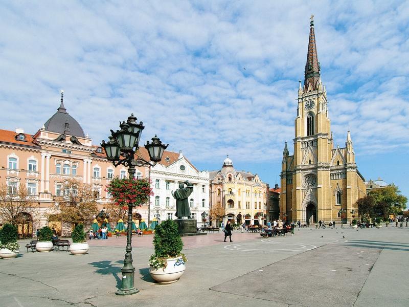сербия нови сад фото