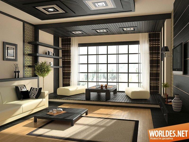 Сегодняшние идеи интерьера предоставлены для любителей восточного стиля. Для всех тех, кто увлечен культурой Востока