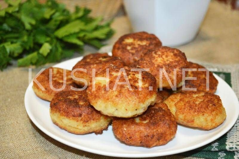 Котлеты из минтая пошаговый рецепт фото