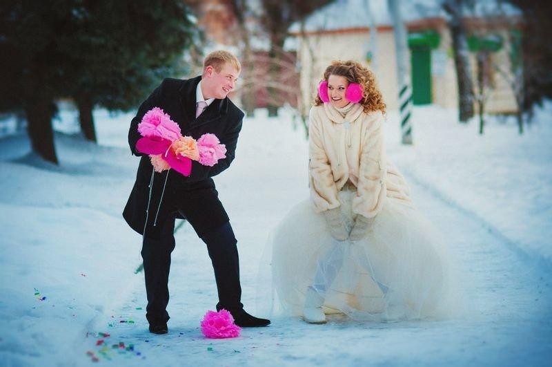 Красота зимней свадьбы (27 фото) | Sabibon Красота зимней свадьбы (27 фото)