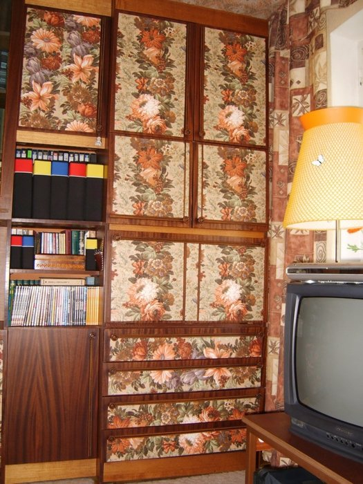 обклеенные пленкой старые шкафы фото важно правильно сделать