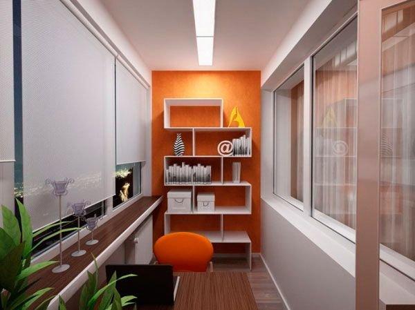 Как оформить домашний кабинет.