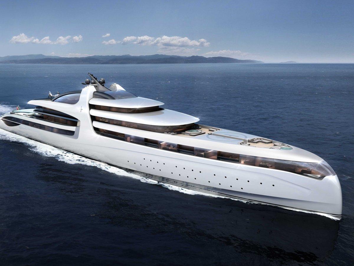 самые крутые яхты мира фото