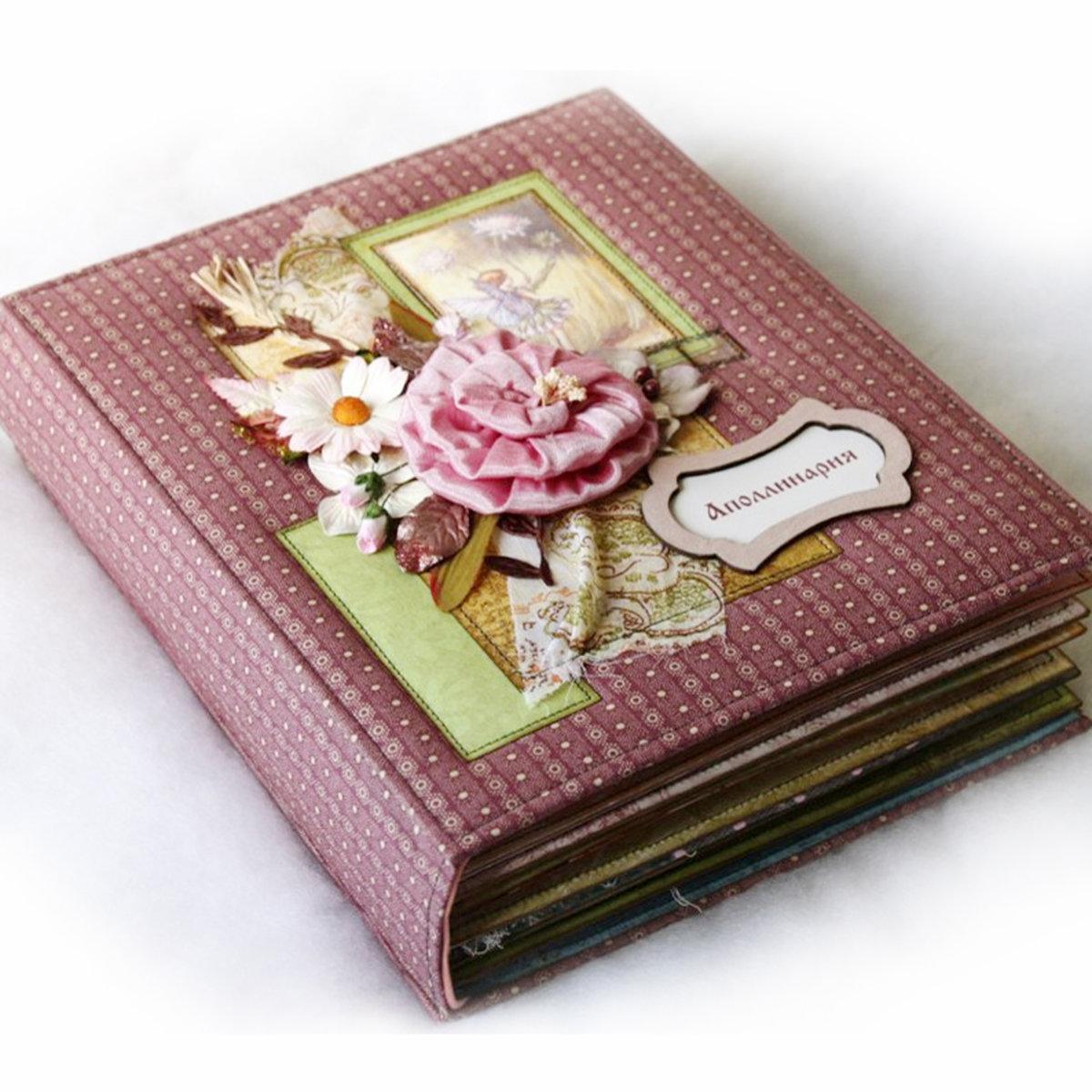 Сделать, фотоальбомы красивые своими руками