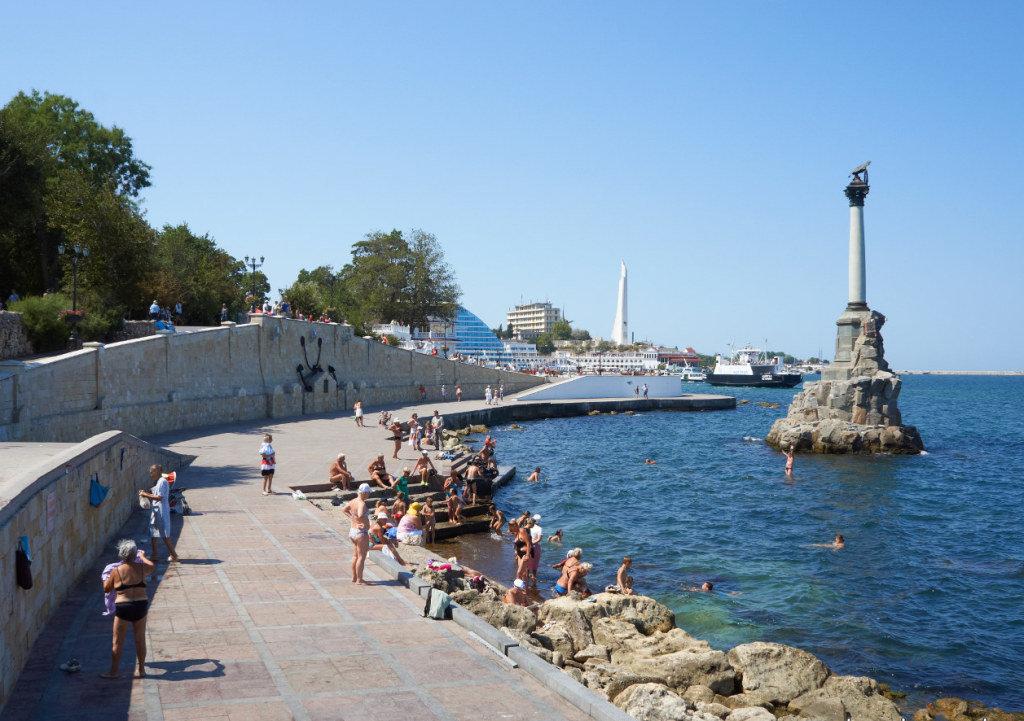 наталья пережили город севастополь фото отдых солнечную погоду нему
