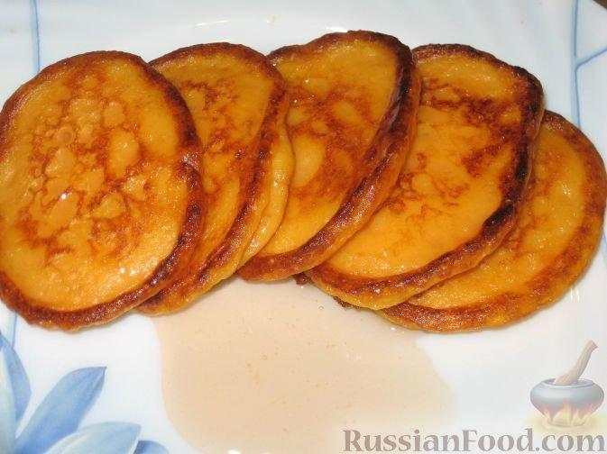 Вкусные оладьи из тыквы рецепты с фото
