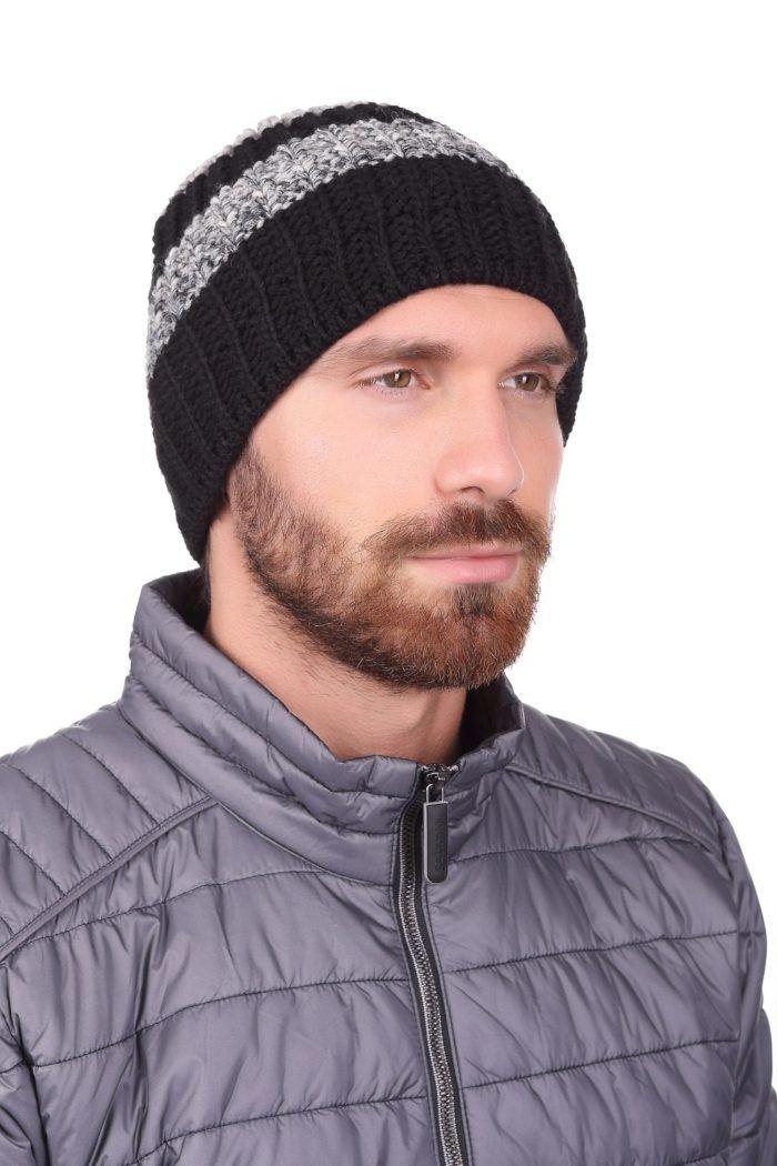 купить мужскую шапку в москве