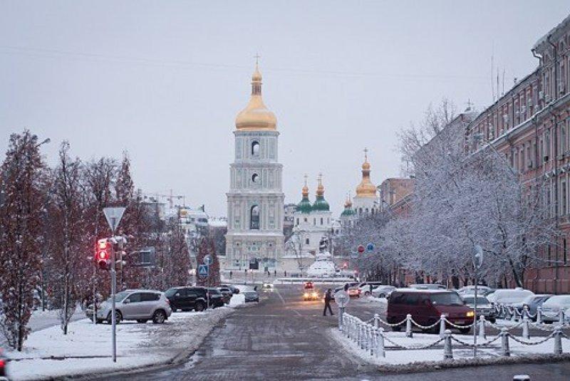 Красивый Киев