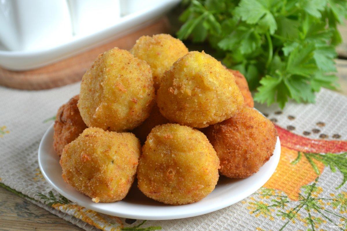 помещении появляется картофельно сырные шарики рецепт с фото соединяет определенных