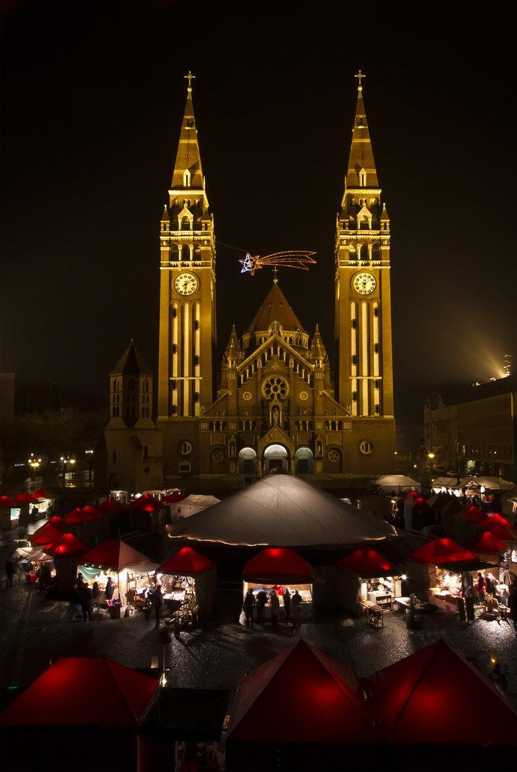 Достопримечательности на Новый год. Путешествие на Новый год 2017 в Венгрию