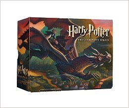 Harry Potter Paperback Box Set (Books 1-7): J. K. Rowling, Mary GrandPré: 9780545162074: Amazon.com: Books