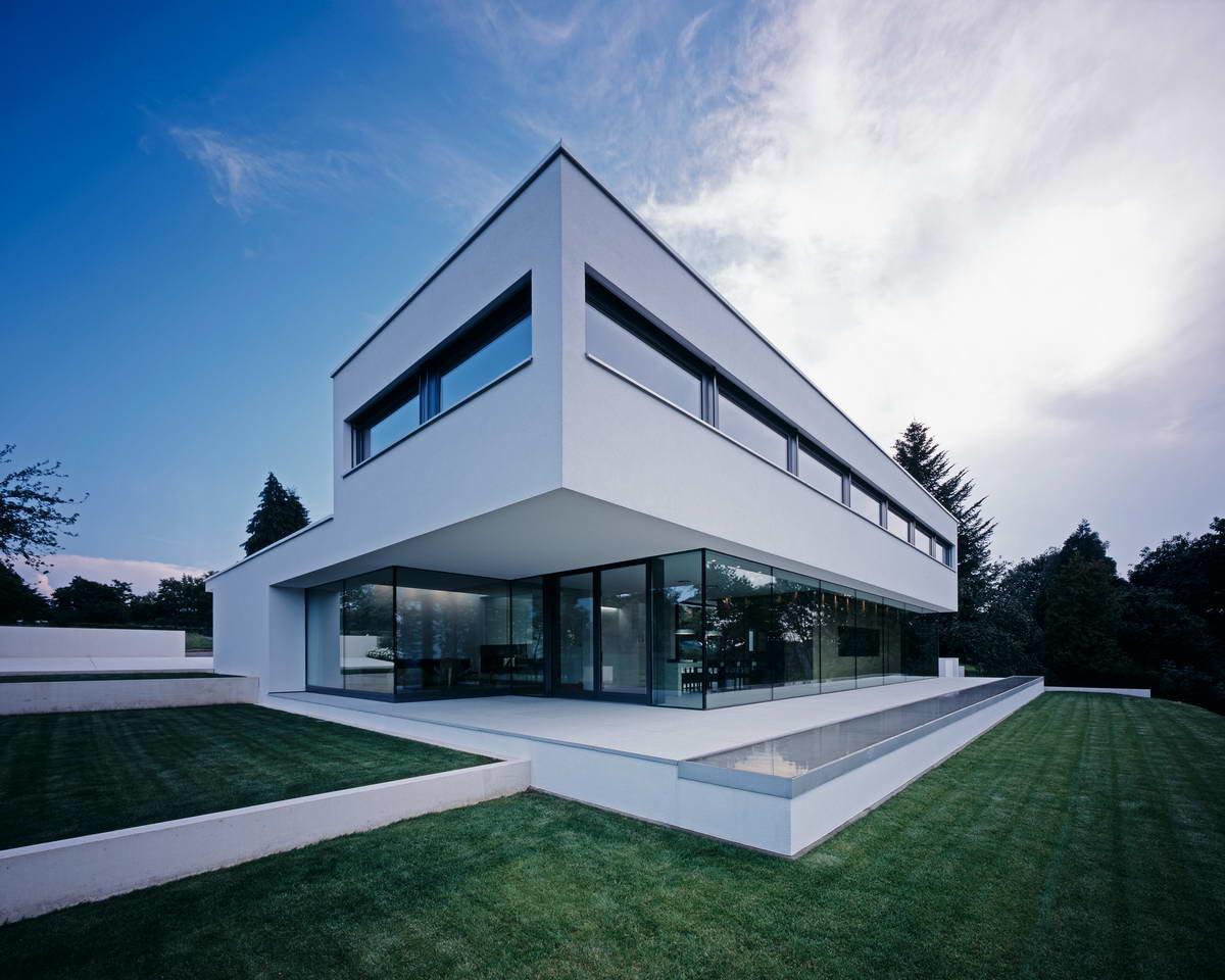 архитектура дома проект фото шоколадом