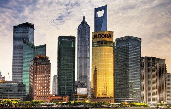 Cовременная китайская архитектура, Национальный стадион в Пекине, Национальный центр исполнительских искусств