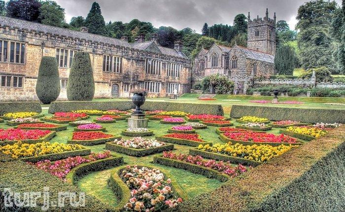 Знаменитые сады, парки и дворцы Великобритании