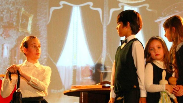 Театр юного актера «Птица Гамаюнъ» представил в ДомЖуре три премьерных спектакля