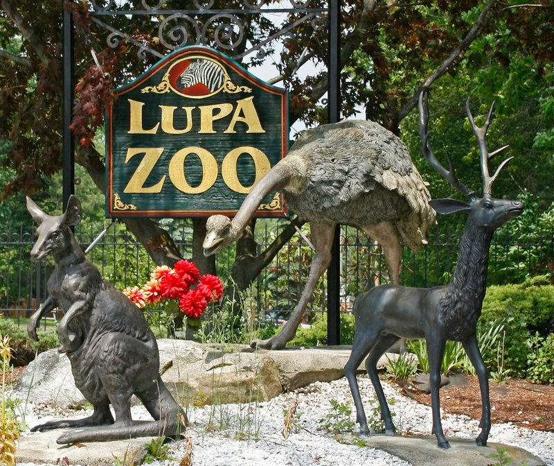 Зоопарк Люпа