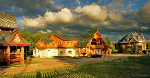 мандроги деревня достопримечательности фото