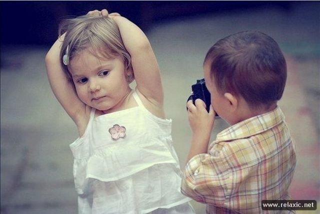 Мальчик и девочка картинки прикольные