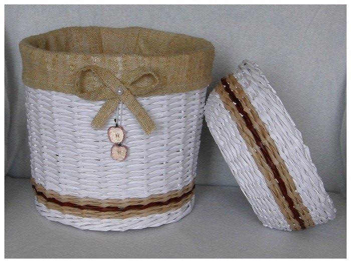 Корзиночка для швейных принадлежностей