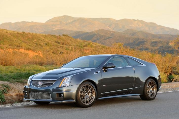 Hennessey Cadillac CTS-V V700 Coupe