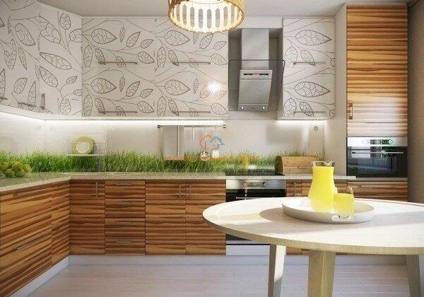 Кухня в эко-стиле. Эко ─ природный минимализм. Отделка интерьера кухни: роскошный минимализм. Окна и освещение в кухне. Мебель и функциональные детали. Декор кухни в эко-стиле