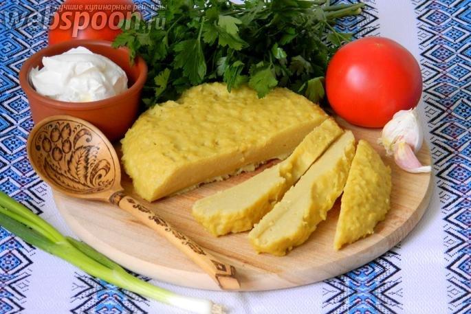 Мамалыга рецепт приготовления с фото