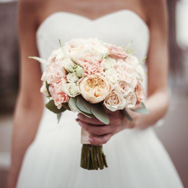 Свадебный букет.