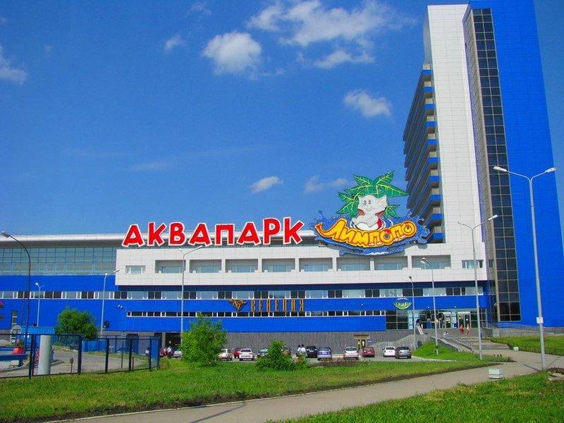 "Аквапарк ""Лимпопо"" Екатеринбург, ул. Щербакова, 2."