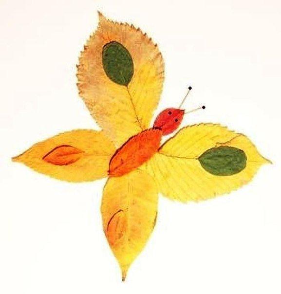 Поделки на тему Осень 15