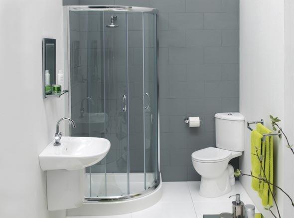 Малогабаритные квартиры современных городов зачастую имеют тесные ванные комнаты.