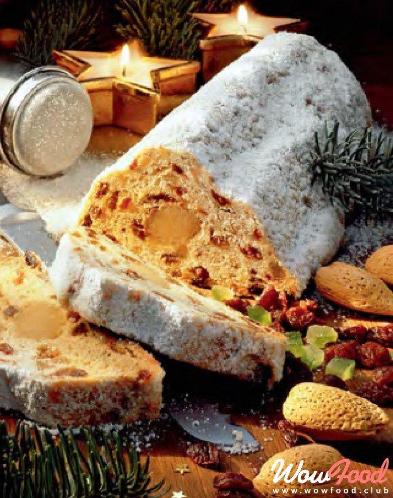 Кто-то скажет, что это кекс, и ошибётся! Вкусный, сладкий, пряный штоллен так - же обязателен на рождественском столе, как кулич на пасхальном.