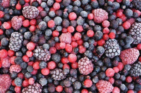 Как правильно заморозить ягоды / Новости / Здоровая жизнь, продукты и продукция, товар